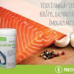 Omega 3 riebiosios rūgštys